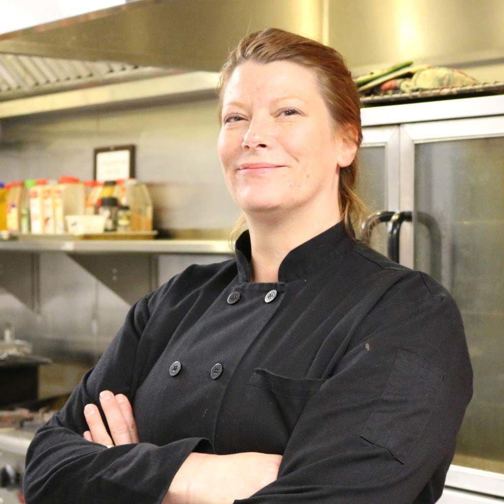 Chef Liann Peryea