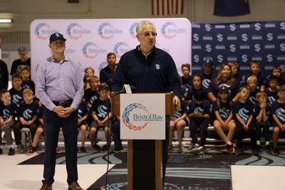 Seattle Kraken CEO Tod Leiweke