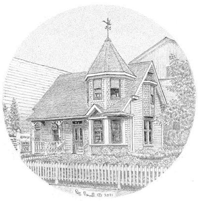 The Hanlon-Osbakken House