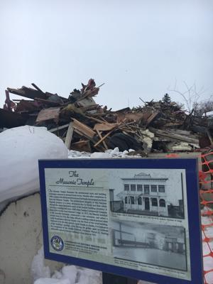 Fairbanks mayor defends decision to demolish Masonic Temple