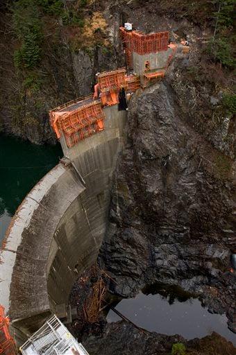 Sitka Dam Expansion