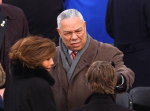 Alaska's political leaders mourn the passing of Gen. Colin Powell