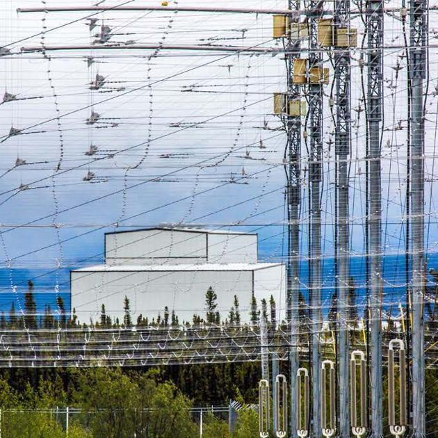 Turning on the aurora switch with HAARP   Alaska Science Forum ...