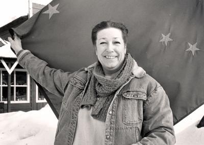 """Lynette Clark, """"Yukon Yonda"""""""