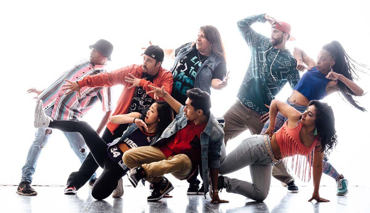 Revolutionary hip-hop dance troupe comes to Hering ...