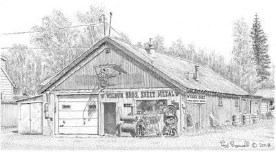 Wilbur Brothers Sheet Metal Shop