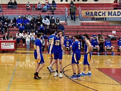 Monroe Catholic boys basketball