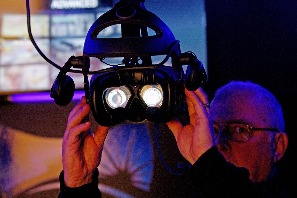 Arctic Sun Virtual Reality