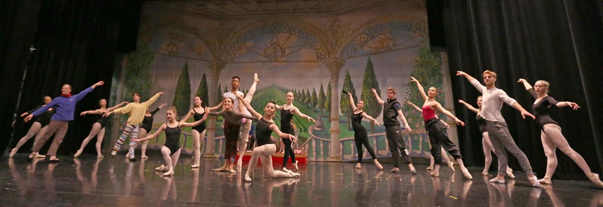 A Nutcracker Christmas Cast.North Star Ballet Rings In Christmas With The Nutcracker