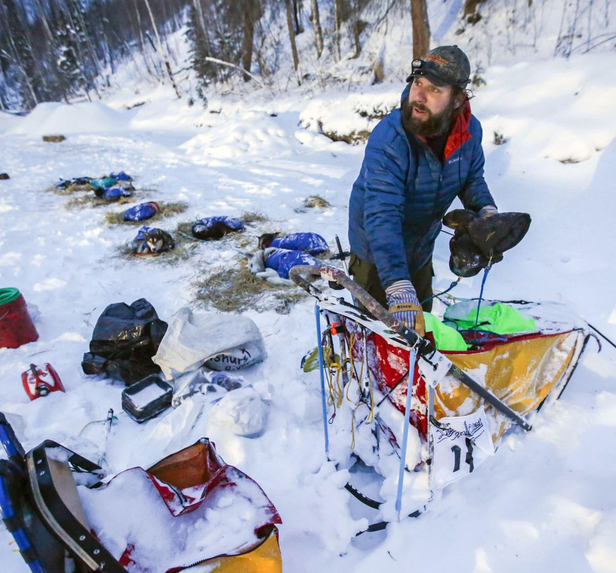 2019 Yukon Quest - Two Rivers