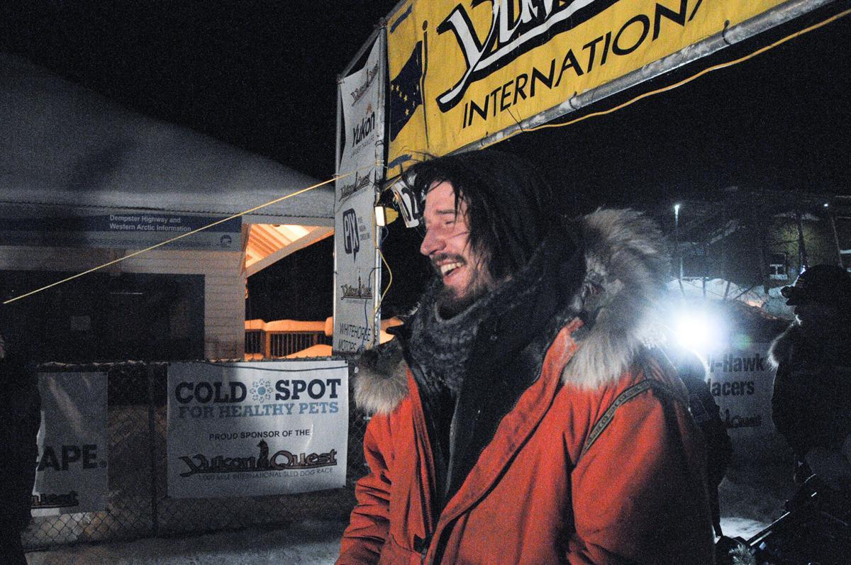 Yukon Quest Dawson 2020