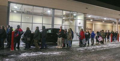 Costco opens in Fairbanks