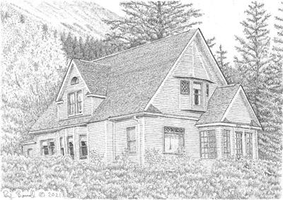 Ballaine House