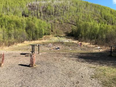 Chena shooting range