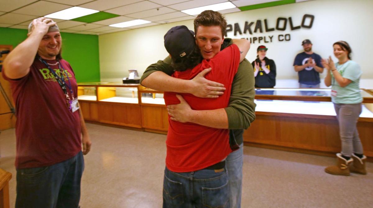 Alaska's First Retail Pot Sale