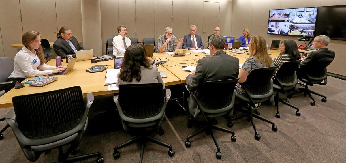 UA Board of Regents Budget Meeting