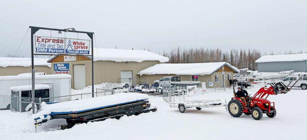 Business Spotlight: White Spruce Trailer Sales
