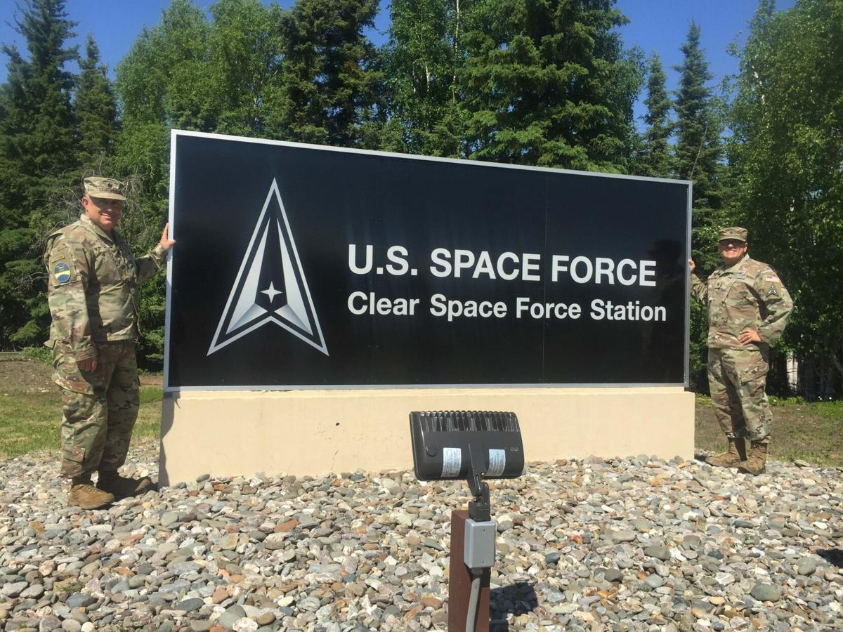 Clear Space Force
