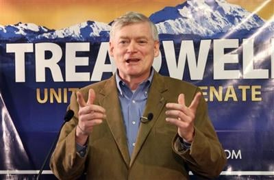Alaska Senate-Treadwell