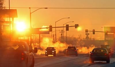 Fairbanks, North Pole air quality
