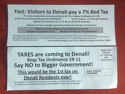 Denali Borough Tax