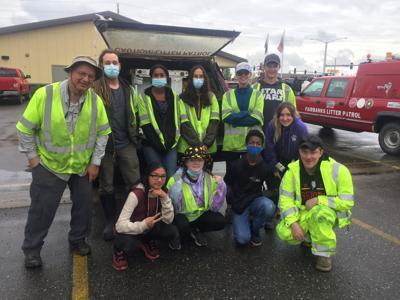 Fairbanks Litter Patrol B Team