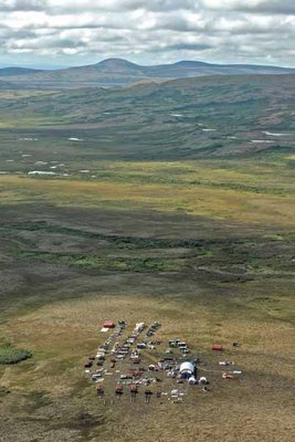 Fight heats up over Alaska's Pebble Mine