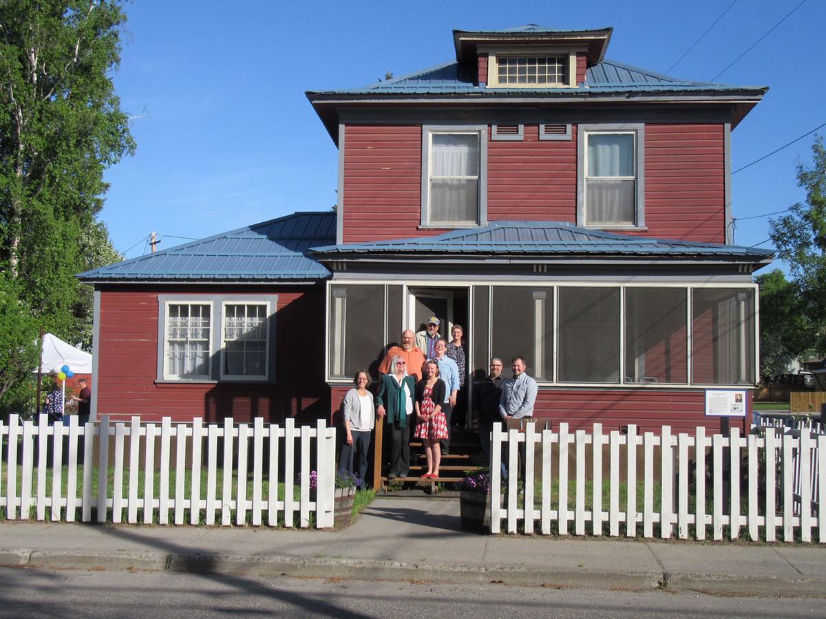 Falcon Joslin House