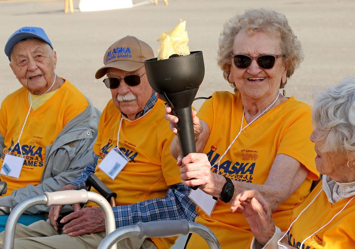 17th Annual Alaska International Senior Games