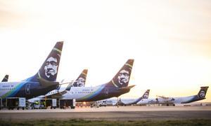 Coronavirus crisis costs Alaska Air hundreds of millions of dollars a month