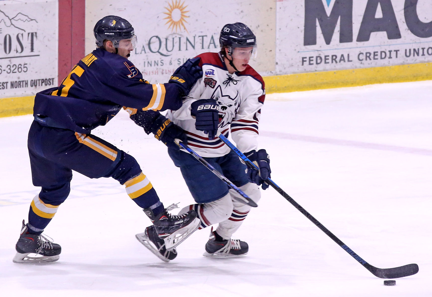 NAHL: Ice Dogs Forward Jonny Sorenson Commits To Play Hockey At Minnesota