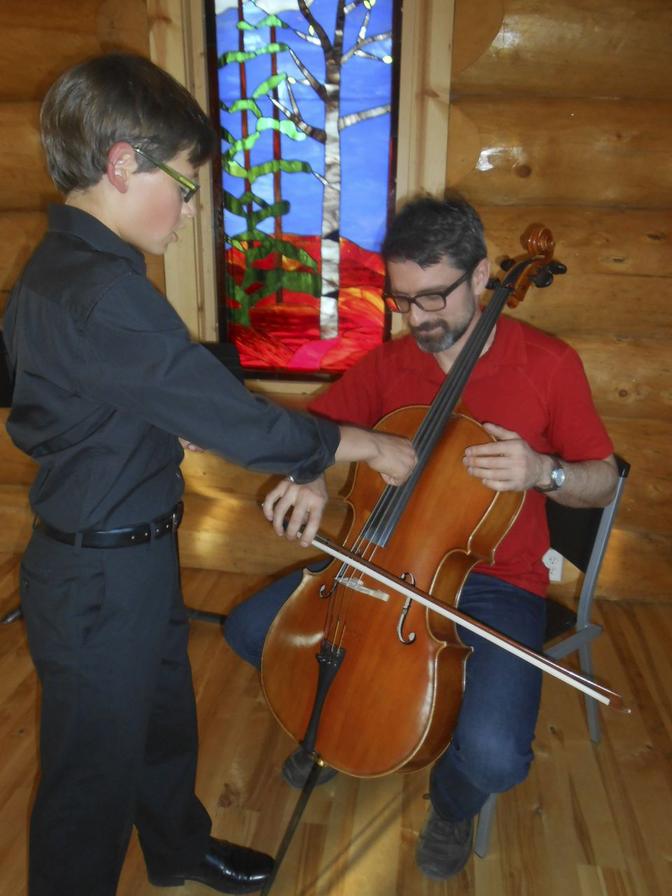 Alaska Cello Intensive