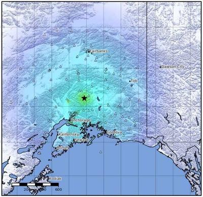 6.1 quake