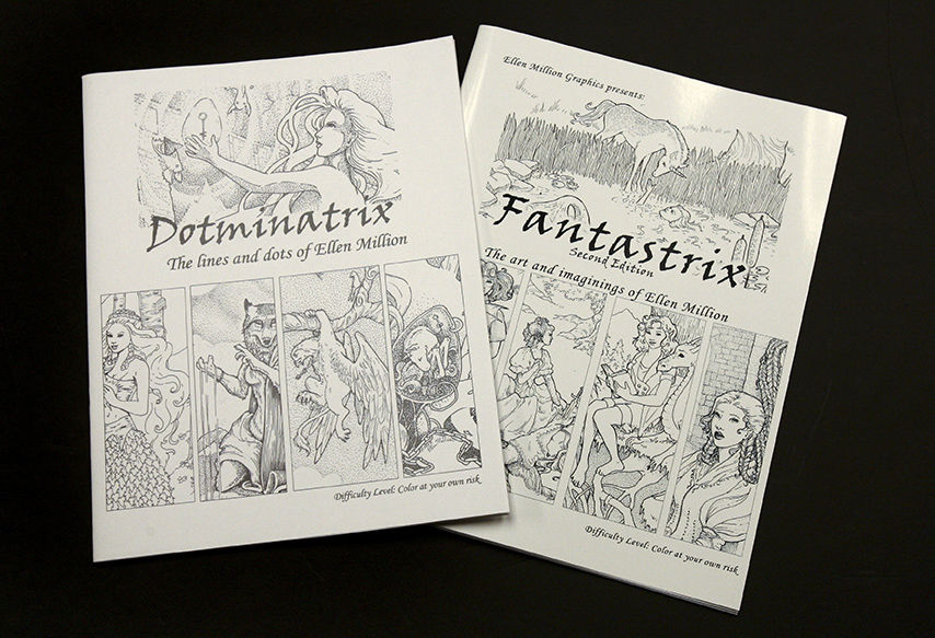 Fairbanks Artist Creates Coloring Books For Adults Local Business