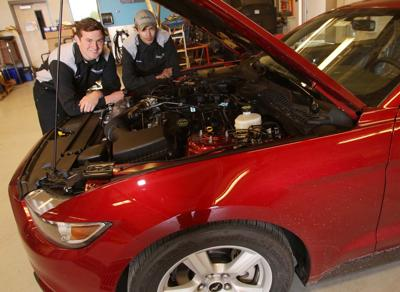 NPHS Auto Skills Team Places 2nd at National Competition
