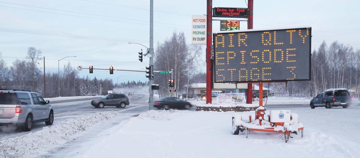 North Pole Air Quality