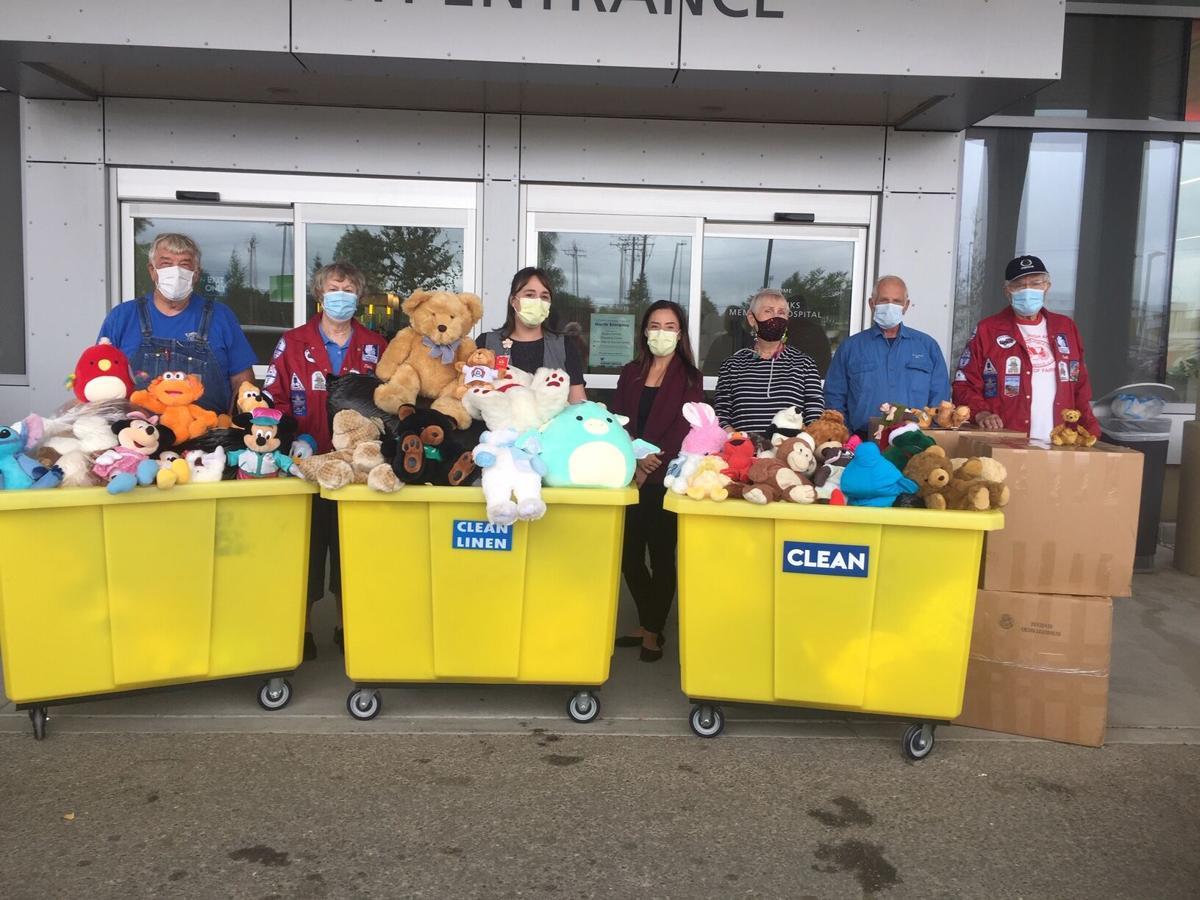 Teddy Bear Donation