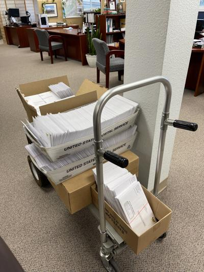 Ballots to mail