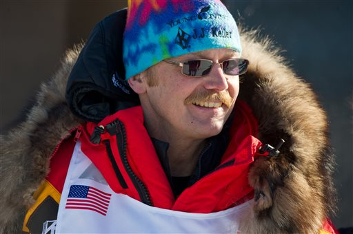 2014 Iditarod start in Willow
