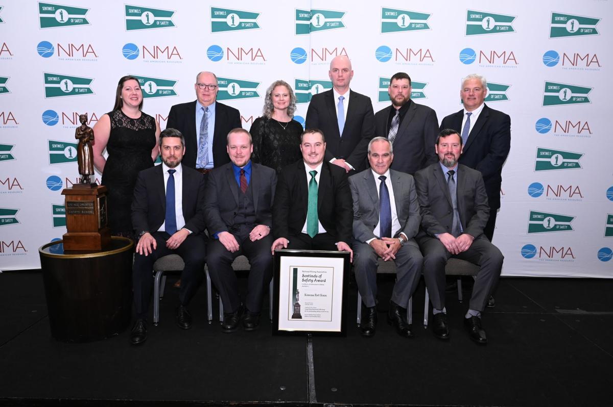Mining awards