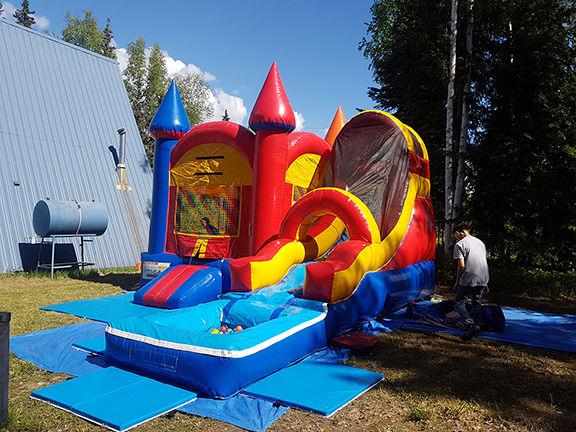 Alaska Jump N Party