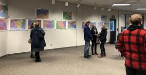 Maps, maps and more maps: Fairbanks residents dig in to redistricting