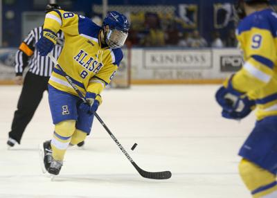 Nanooks Hockey: Governor's Cup