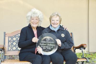 FDA awards Barbara Schuhmann