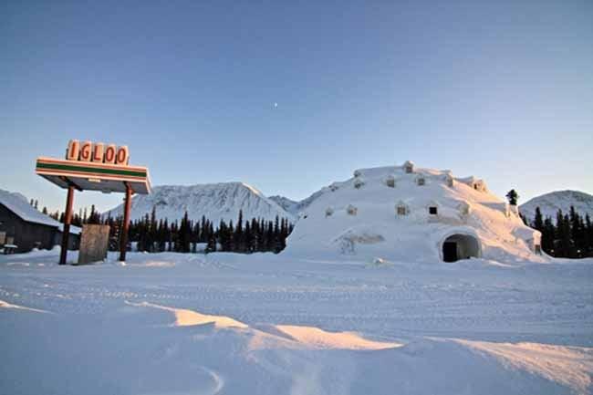 Landmark Igloo For Sale In Alaska Good Ideas