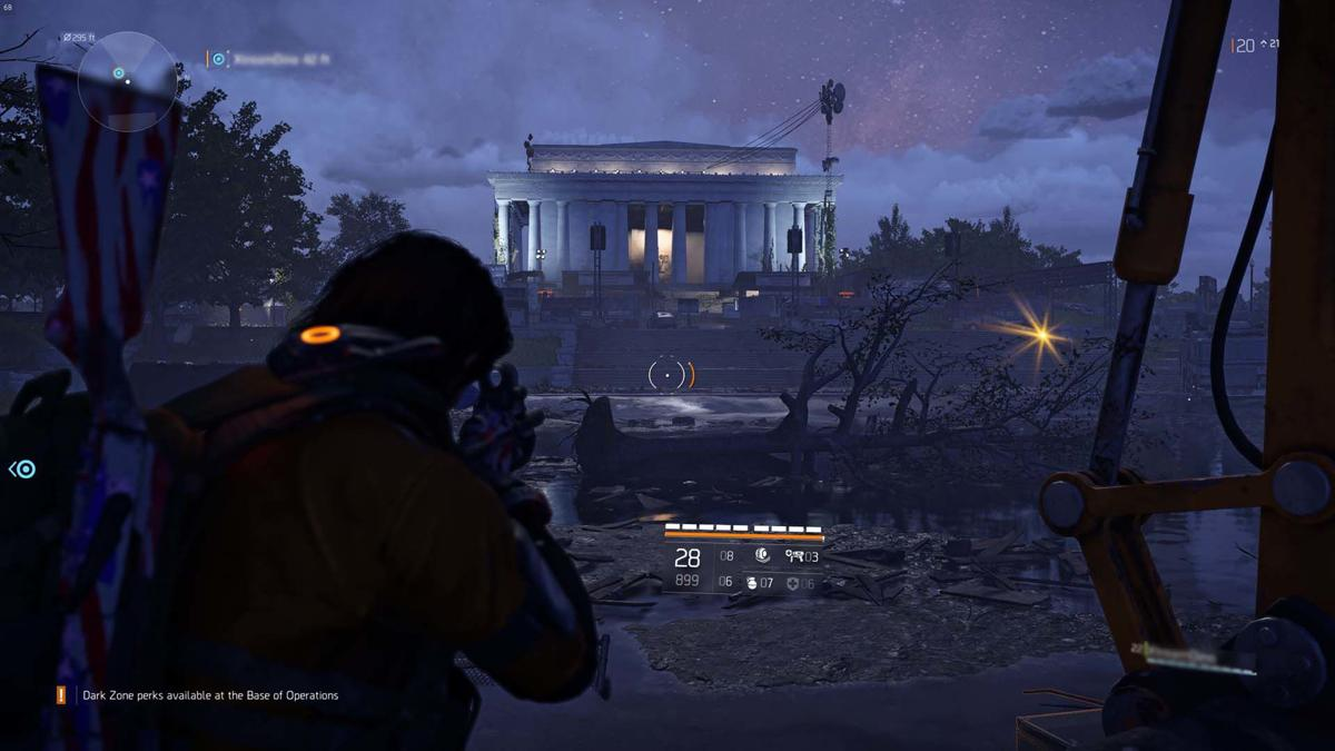 Video game review: 'The Division 2' heads to D C , setting a