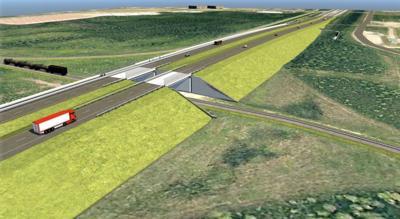 Richardson overpass