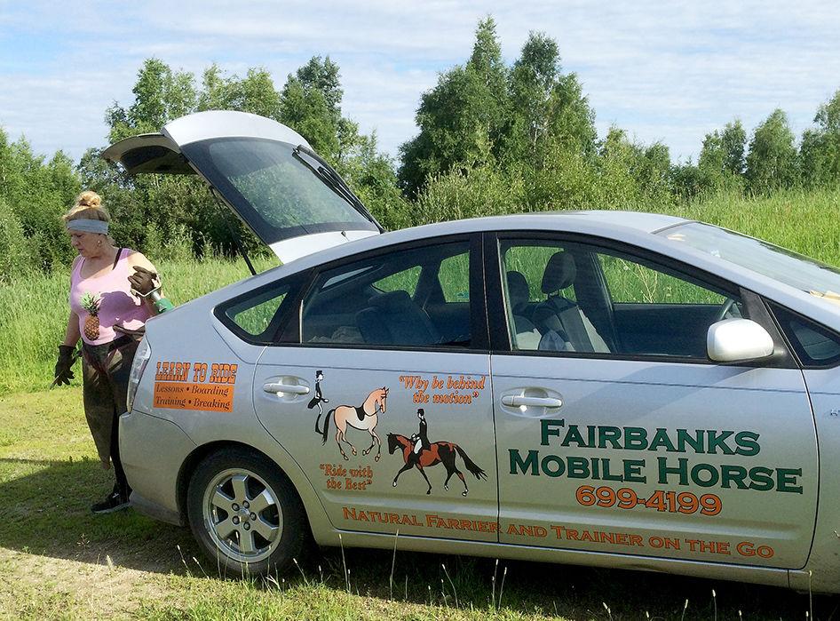 Fairbanks Mobile Horse