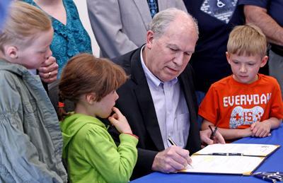 Gov. Walker Signs REAL-ID Bill