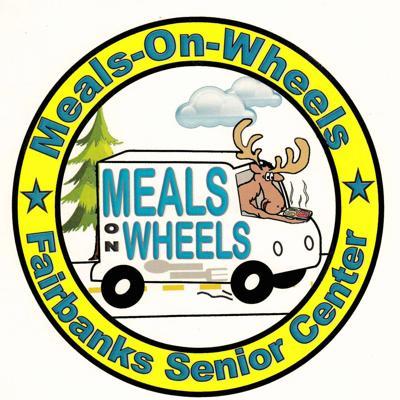 Meels on Wheels logo